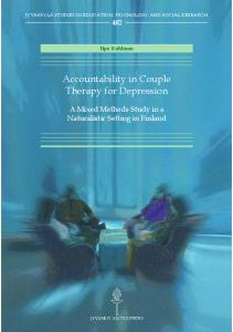 Accountability in Couple Therapy for Depression