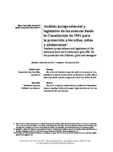 Aceptado: 8 de mayo de 2011