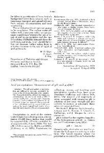 Acid precipitation: Measurement of ph and acidity. Notes 1161