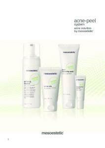 acne-peel system acne solution by mesoestetic P.ES