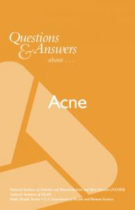 Acne. Questions Answers & about