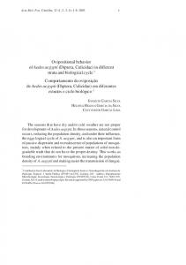 Acta Biol. Par., Curitiba, 32 (1, 2, 3, 4):
