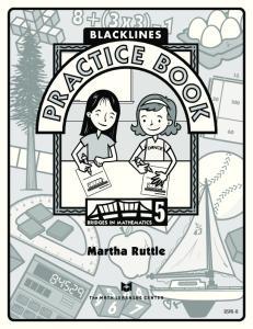ACTICE BOOK Martha Ruttle