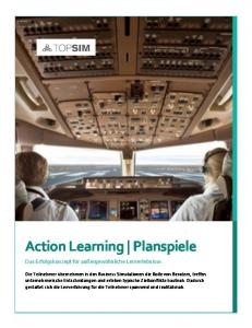 Action Learning Planspiele
