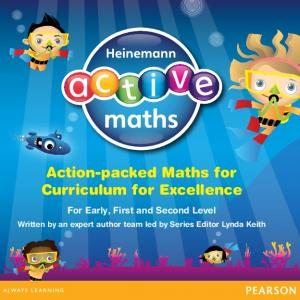Action-packed Maths for Curriculum for Excellence