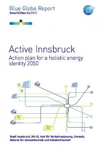 Active Innsbruck Action plan for a holistic energy identity 2050
