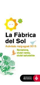 Activitats maig-agost Barcelona, ciutat verda, ciutat saludable