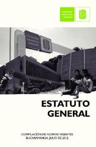 ACUERDO No. 166 DE 1993 (Diciembre 22) ESTATUTO GENERAL