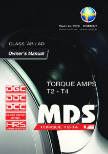 AD TORQUE T2-T4