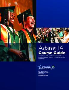 Adams East 60th Avenue Commerce City, CO