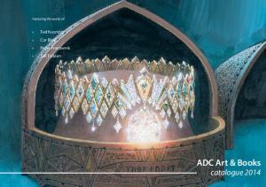 ADC Art & Books catalogue 2014