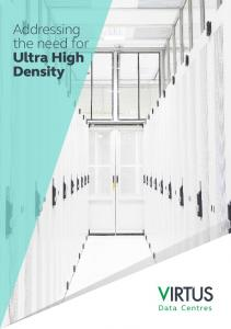 Addressing the need for Ultra High Density