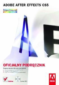 Adobe After Effects CS5. Oficjalny podręcznik