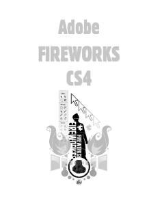 Adobe FIREWORKS CS4 CS4 CS