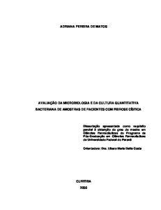 ADRIANA PEREIRA DE MATOS
