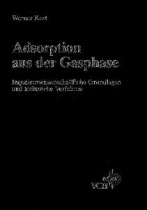 Adsorption aus der Gasphase