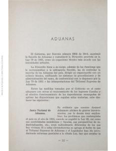ADUANAS Junta Nacional de Aduanas