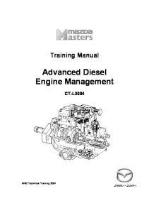 Advanced Diesel Engine Management