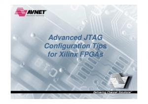 Advanced JTAG Configuration Tips for Xilinx FPGAs