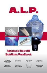 Advanced Retrofit Solutions Handbook