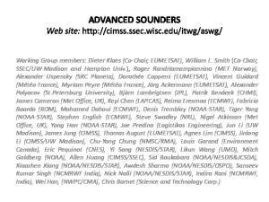 ADVANCED SOUNDERS Web site: