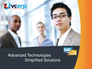 Advanced Technologies Simplified Solutions