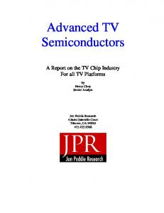 Advanced TV Semiconductors