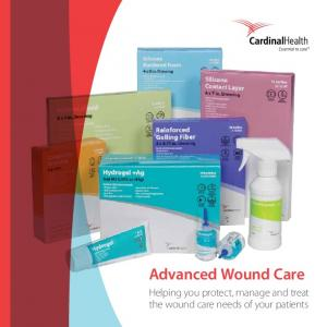 Advanced Wound Care. Helping you protect, manage and treat the wound care needs of your patients