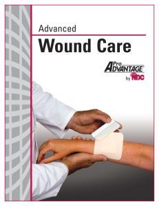 Advanced. Wound Care