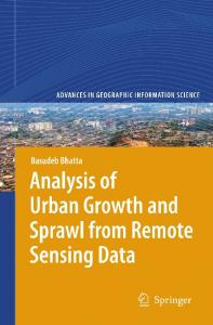 Advances in Geographic Information Science