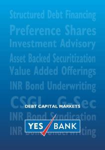 Advantage Debt Capital YES BANK