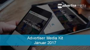 Advertiser Media Kit Januar 2017