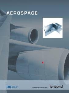AEROSPACE THE SURFACE ENGINEERS