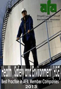 AFA Health, Safety and Environment - HSE Best Practices. Introduction
