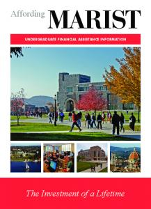 Affording UNDERGRADUATE FINANCIAL ASSISTANCE INFORMATION. The Investment of a Lifetime