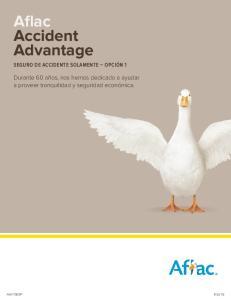 Aflac Accident Advantage