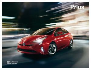Agarra a todos por sorpresa. El totalmente nuevo Toyota Prius 2016