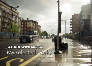 AGATA WINIARSKA. My selected works