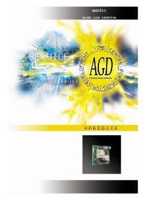 AGD511 BOXED LOOP DETECTOR