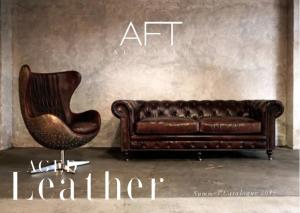 AGED. Leather. Summer Catalogue 2015
