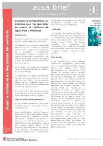 Agencia Catalana de Seguridad Alimentaria
