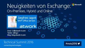 Agenda. Exchange On-Premises Hybrides Exchange Exchange Online