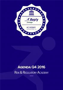 Agenda Q Risk & Regulatory Academy