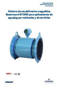 aguas residuales y de servicios