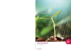 AIA Investment Linked Funds
