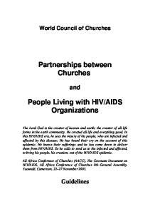 AIDS Organizations