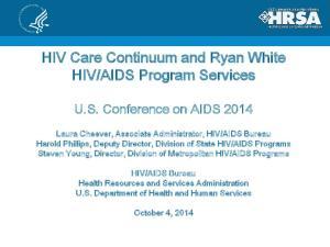 AIDS Program Services