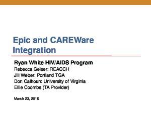 AIDS Program