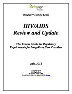 AIDS Review and Update