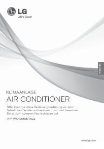 AIR CONDITIONER KLIMAANLAGE